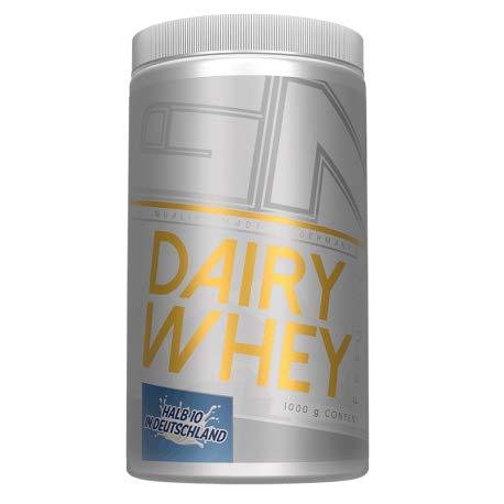 GN Laboratories 100% Dairy Premium Whey 40%-Cross-Flow Isolate 1000g (Halb 10 in Deutschland)