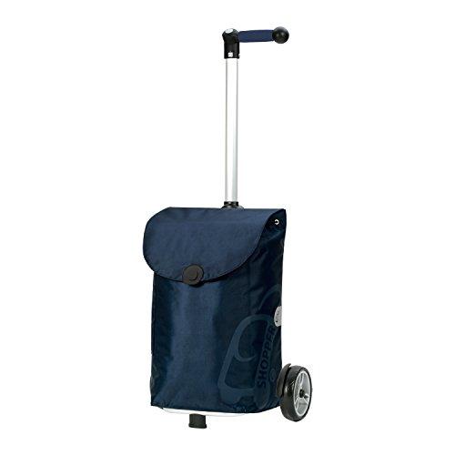Andersen Shopper Unus mit Tasche Pepe 39 Liter blau