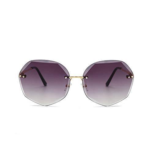 Gafas de sol 2020 New Trend para mujer, color rojo