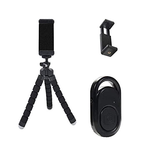Selfie Stick Trípode, Kit de soporte para trípode para teléfono Selfie Sticks Trípode Soporte portátil para cámara de teléfono