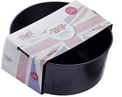 Great British Bakeware Moule à gâteau isolé anti-adhésif Passe au lave-vaisselle 23 cm