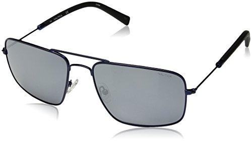 Nautica Herren N4632Sp 410 59 Sonnenbrille, Blau (Navy)