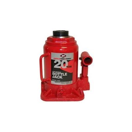 Aff American Forge 3620 20 Ton Super Duty Welded Bottle Jack