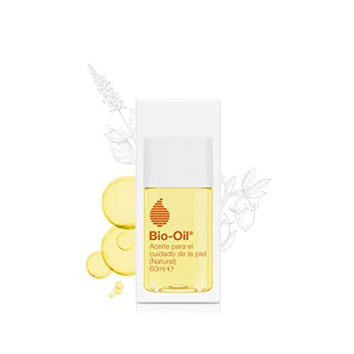 Bio-Oil Aceite Natural para el Cuidado de la Piel | Mejora la apariencia de Cicatrices | Prevención de Estrías | Tratamiento Antimanchas 60 ml