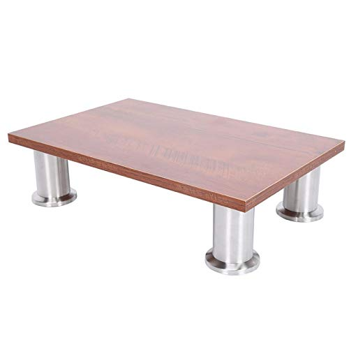 Office Supplies Monitor Stand Monitor Bracket Fashionable for Computer Laptop Office Desk(small)