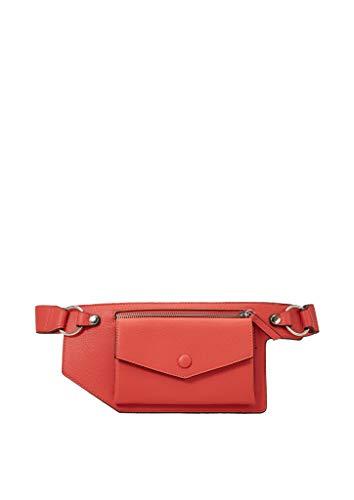 s.Oliver (Bags Damen 39.904.90.5171 Clutch, Rot (Red), 2x14x31 cm