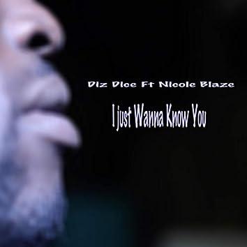 I Just Wanna Know You (feat. Nicole Blaze)