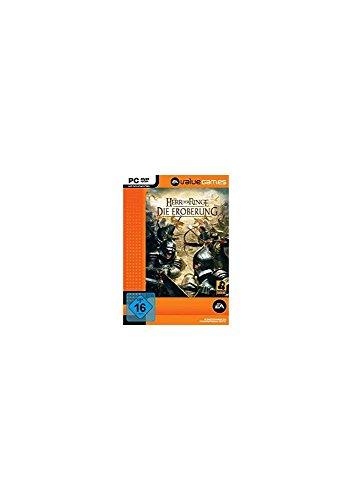 Der Herr der Ringe: Die Eroberung (EA Value Games) [PC - DVD-ROM/Deutschland] [Importación inglesa]