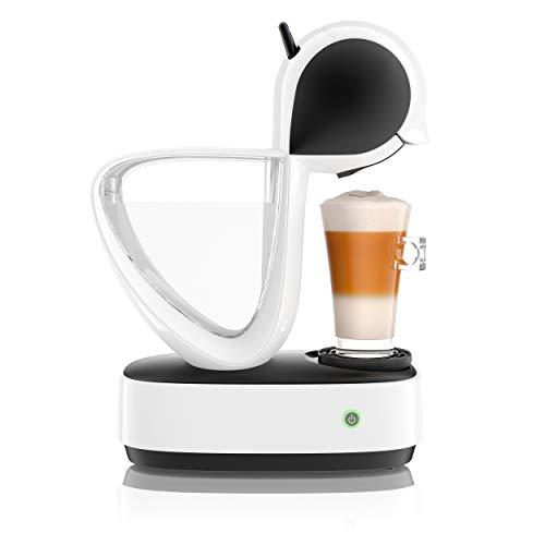 Nescafé Dolce Gusto Infinissima Manual Coffee Machine, White, NCU250WHT