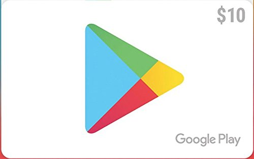 Google play $10 Credit (Google Play USA Only)