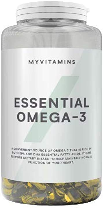 Omega 3 my protein 1000 mg 18% epa / 12% dha olio di pesce ad alta concentrazione - 100 gr MYP-10529335