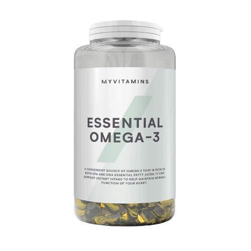 MyVitamins Essential Omega-3 Gel Softgels - Pack of 90