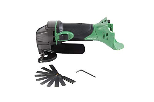 Buy Metabo HPT CE18DSLQ4 18V Cordless Lithium Ion Shear (Tool Body Only)