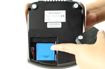 MAXSELL Automatic Fake Note Detector -Truscan Neo for All Denominations