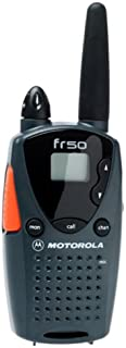 Motorola FR50 2-Mile 14-Channel FRS Two-Way Radio