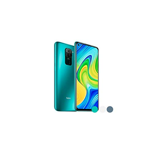 "Xiaomi Redmi Note 9 Smartphone 4GB 128GB 48MP Quad Kamera Hotshot 6.53""FHD + DotDisplay 5020 mAh 3.5mm Headphone Jack NFC Grau"