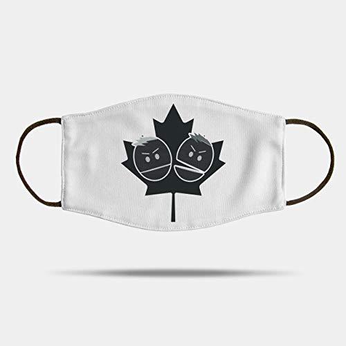 Terrance et Phillip South Park Tshirt chancr Mask (1)