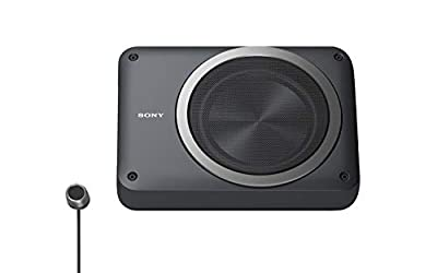 Sony XS-AW8 Compact Powered Subwoofer from Sony