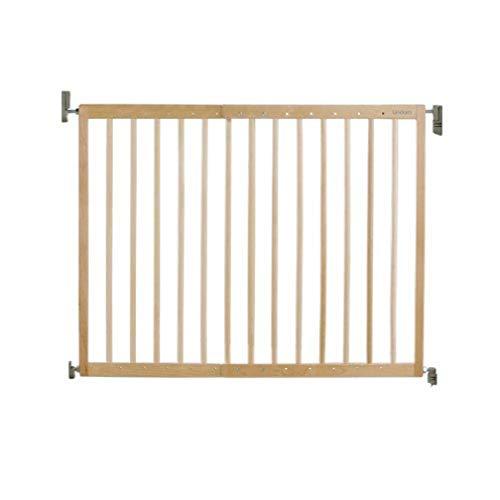 Lindam 044433901 - Cancelletto in legno, espandibile e regolabile da 63,5 a 106 cm