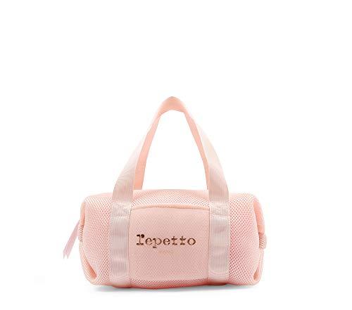 Repetto B0231MP Kleine Tasche mit Schulterriemen, Rosa