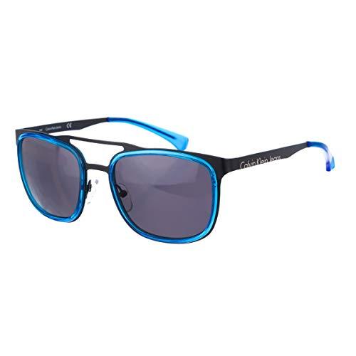 Calvin Klein Jeans Sonnenbrille CKJ136S 426, 00-53-19-140 Gafas de Sol, Azul (Blau), 53.0 para Hombre