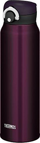 サーモス 水筒 真空断熱ケータイマグ 【ワンタッチオープンタイプ】 750ml ミッドナイトブラック JNR-750 M-BK