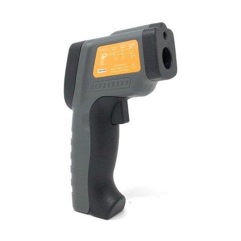 Martellato Laser Thermometer, schwarz