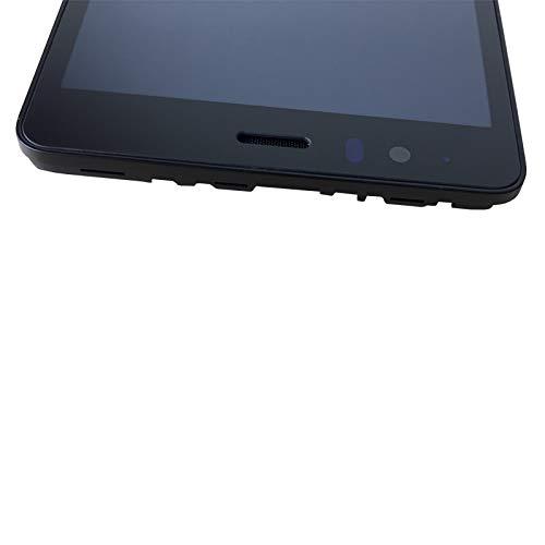 ZUAN Compatible con LCD BQ Aquaris E5 E5S e5 4G LCD Display + Tactil Completo Contacto con el Marco ScreenWith digitalizador Pantalla Compatible con HD e5 e5 FHD LCD (Color : BQ E5 FHD 0760)