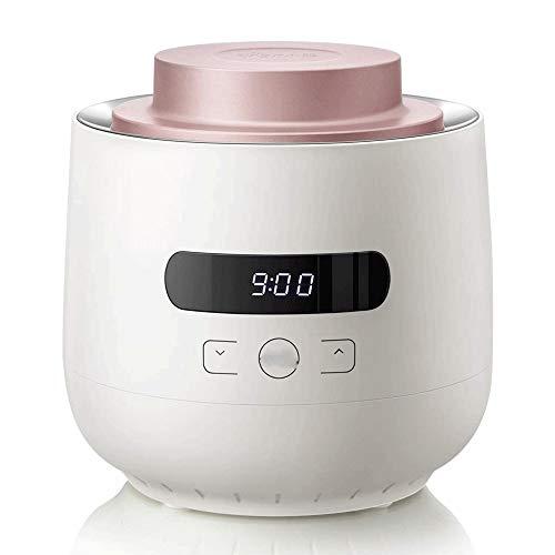 XiaoZou Joghurt-Maschine Joghurt Diät-freundlicher Joghurt Automatische intelligente Mini-selbst gemachte Enzym-Maschine Süßwein-Maschine Multifunktionshirse-Wein-Maschine