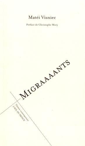 Migraaaants : On est trop nombreux sur ce putain de bateau ou le Salon de la clôture