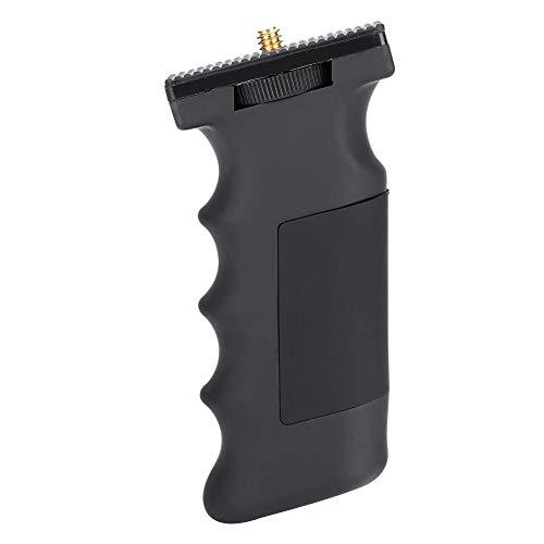 Camera Pistol Grip, Vbestlife Portable Mount Handle Grip 1/4 inch Interface for DSLR Camera, Telescope, Tnfrared Night Vision Device, Thermal Imaging, etc, Black