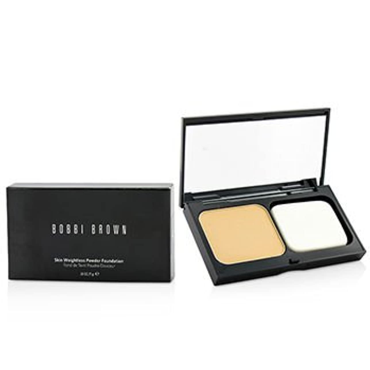 騒ぎ運命的なふざけた[Bobbi Brown] Skin Weightless Powder Foundation - #04 Natural 11g/0.38oz