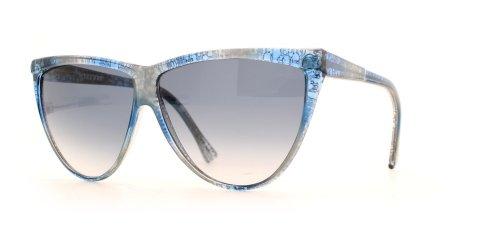 Missoni 56U 047azul Mariposa certificado Vintage gafas de sol para mujer
