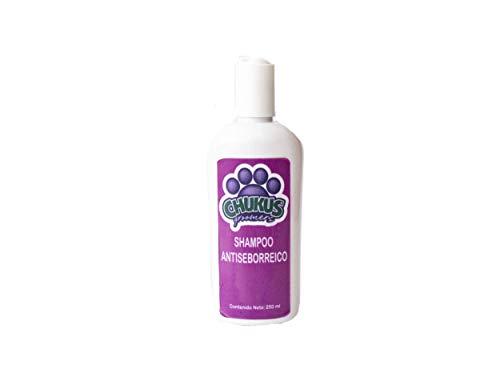 cleta CHUKUS Anti-Borealic Dog Shampoo with Natural Extracts (250ml)