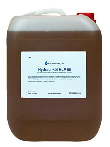 Hydrauliköl HLP 68 ISO VG 68 nach Din 51524 Teil 2 (10 Liter)