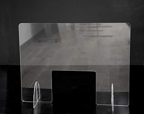 Mampara protección estetica ventana grande 80x60cm mampara protectora