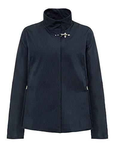 Fay Luxury Fashion Damen NAW12363350IUUU809 Blau Polyester Mantel   Herbst Winter 19