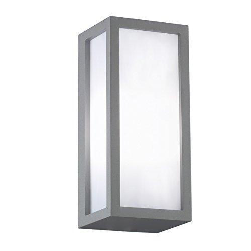Rossini verlichting A. 10301-150 buitenwandlamp E27, 15 W, grijs