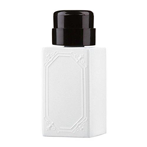 Domybest Pompe à Pression Flacon Distributeur de Liquide Grande Contenance de Vernis à Ongles