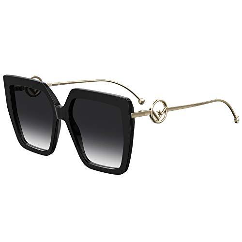 FENDI Damen FF 0410/S Sonnenbrille, 807, 56