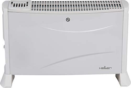Heller K 360 - Calefactor (230V, 50 Hz, 2000W, 68 cm, 2,27 k