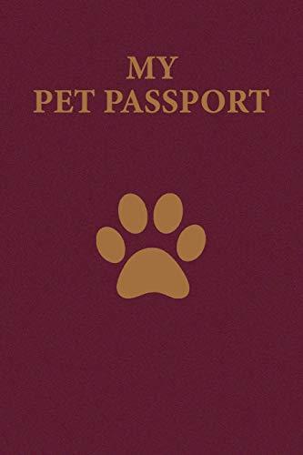 My Pet Passport: Record your pet...