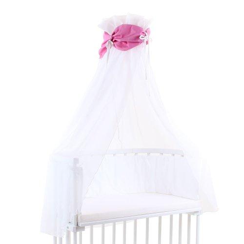 BabyBay Ciel de Lit pour Lit Berceau cododo BabyBay, pink