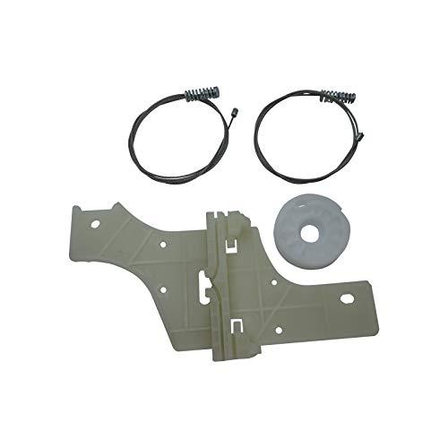 EWR1159 Kit de Reparación de Elevalunas Delantera Izquierda para P.e.u.g.e.o.t 508 2010-On