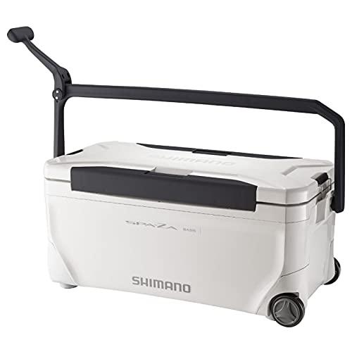 シマノ スぺ―ザベイシス350キャスターピュアホワイト