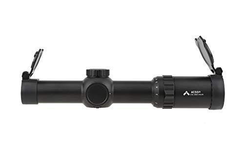 Primary Arms SLX 1-8x24mm SFP Rifle Scope - Illuminated ACSS-5.56/5.45/.308
