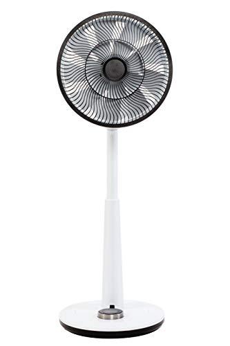 HAVERLAND Hype | Ventilador Ajustable a Bajo Consumo| 27W | Silence Technology | 26 Velocidades | Oscilación Vertical y Horizontal | Control Digital | 1200 m³/h | hasta 15 m²