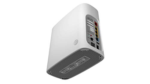 NBS AT&T BGW-320 500 802.11a/n/ac/ax Wireless-ax Integrated/Built-in ONT Residential Voice Gateway (Fiber ONLY) Replaces BGW-210