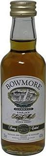 Rarität: Bowmore Whisky Darkest 0,05l Miniatur,alte Ausstattung