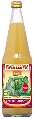 Beutelsbacher Bio Sauerkrautsaft ms (2 x 700 ml)